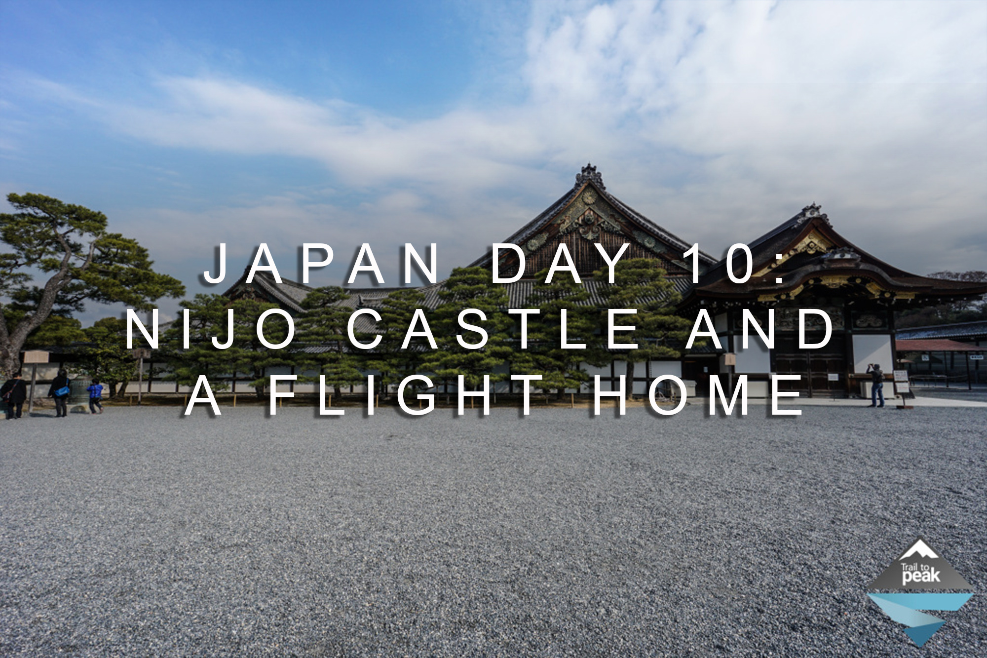Japan Nijo Castle Japan Airlines