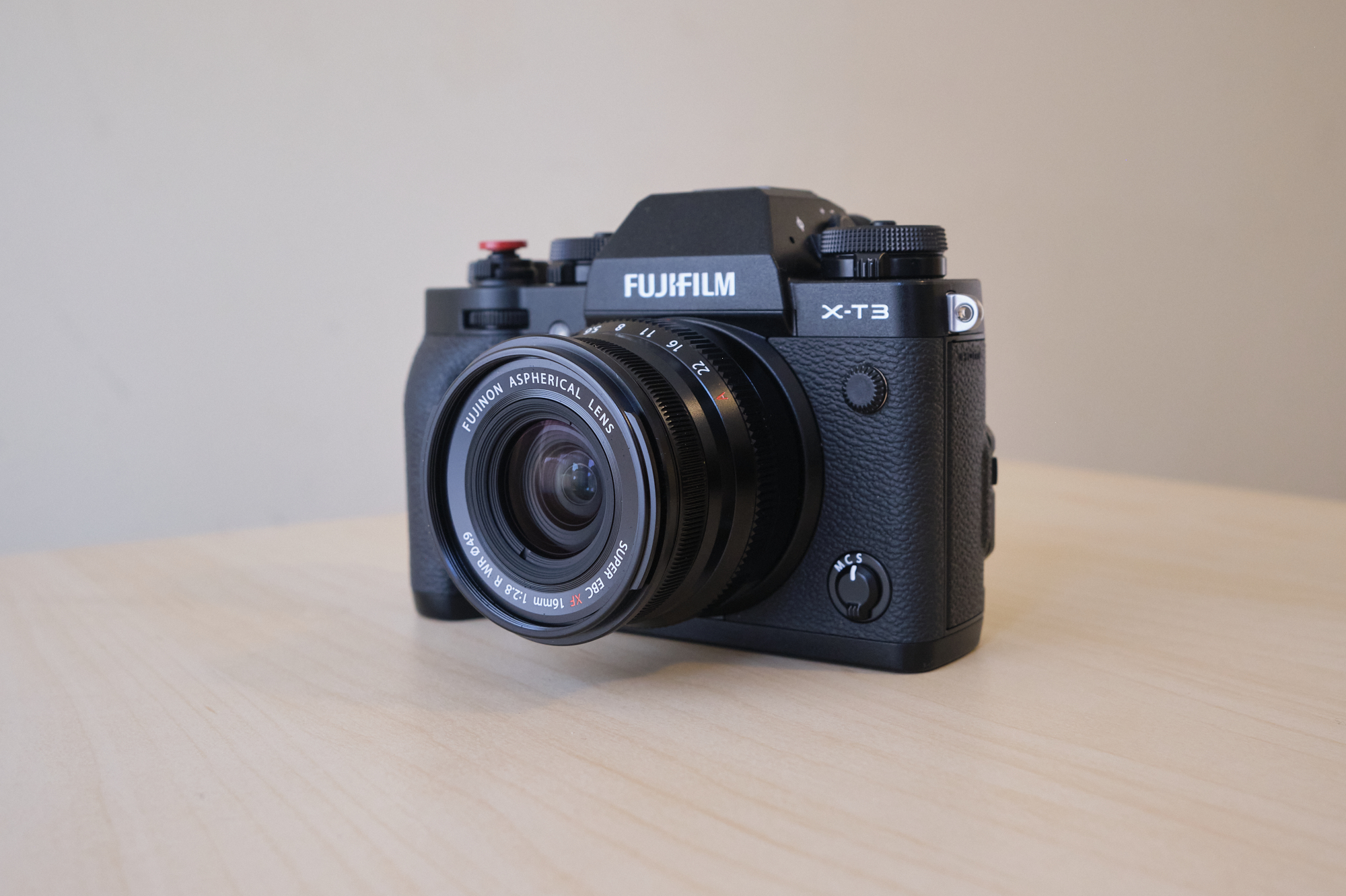 Gear Review: Fujifilm XF 16mm f/2.8 R WR
